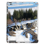 Ice Frozen On Rocky Mountain Tablet Case Ipad 2 3 4 Phone & Cases