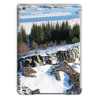 Ice Frozen On Rocky Mountain Tablet Case Ipad Air 2 Phone & Cases