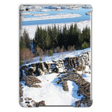 Ice Frozen On Rocky Mountain Tablet Case Ipad Air Phone & Cases