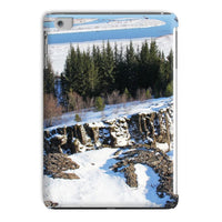Ice Frozen On Rocky Mountain Tablet Case Ipad Mini 2 3 Phone & Cases