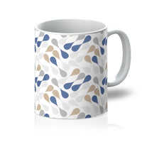 Ink Drops Colorful Pattern Mug 11Oz Homeware