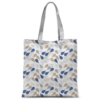 Ink Drops Colorful Pattern Sublimation Tote Bag 15X16.5 Accessories