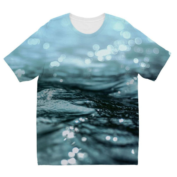 Kids Sublimation T-Shirt 3-4 Years Apparel