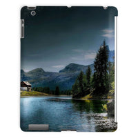 Lake In Forest With House Tablet Case Ipad 2 3 4 Phone & Cases