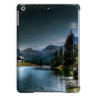 Lake In Forest With House Tablet Case Ipad Air 2 Phone & Cases