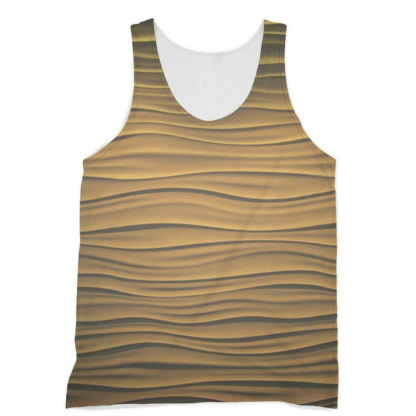 Light Zigzag Sand Sublimation Vest Xs Apparel
