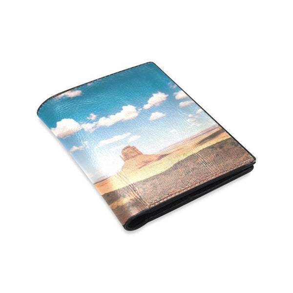 Monument Valley Mens Leather Wallet (1612)