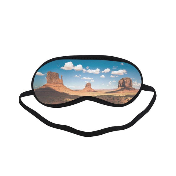 Monument Valley Sleeping Mask