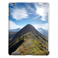 Mountain With Cloudy Sky Tablet Case Ipad 2 3 4 Phone & Cases