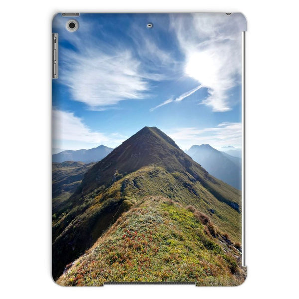 Mountain With Cloudy Sky Tablet Case Ipad Air Phone & Cases