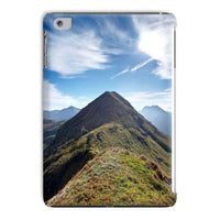 Mountain With Cloudy Sky Tablet Case Ipad Mini 4 Phone & Cases