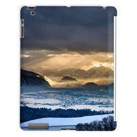 Mountains Covered With Ice Tablet Case Ipad 2 3 4 Phone & Cases