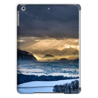 Mountains Covered With Ice Tablet Case Ipad Air 2 Phone & Cases