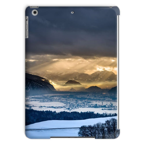 Mountains Covered With Ice Tablet Case Ipad Air Phone & Cases