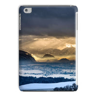 Mountains Covered With Ice Tablet Case Ipad Mini 4 Phone & Cases