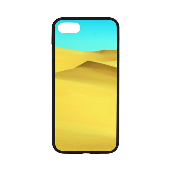 Mystical Hot Desert Iphone 7 4.7 Case Rubber