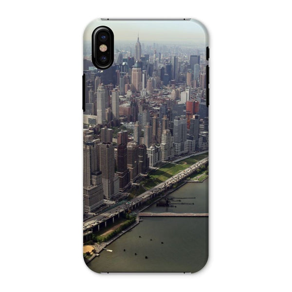 New York City Near The River Phone Case Iphone X / Snap Gloss & Tablet Cases