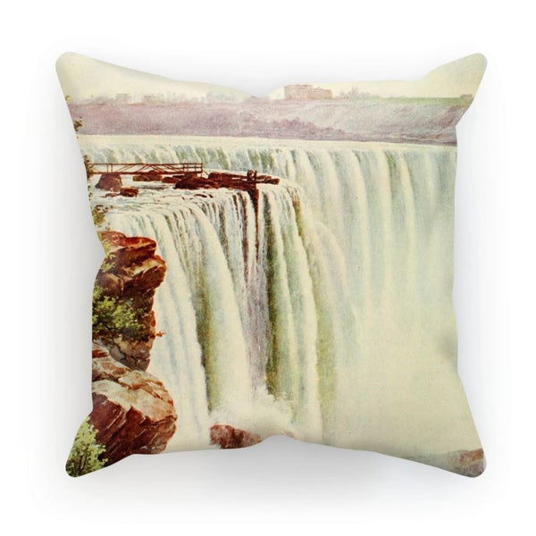 Niagara Falls Cushion Linen / 12X12 Homeware
