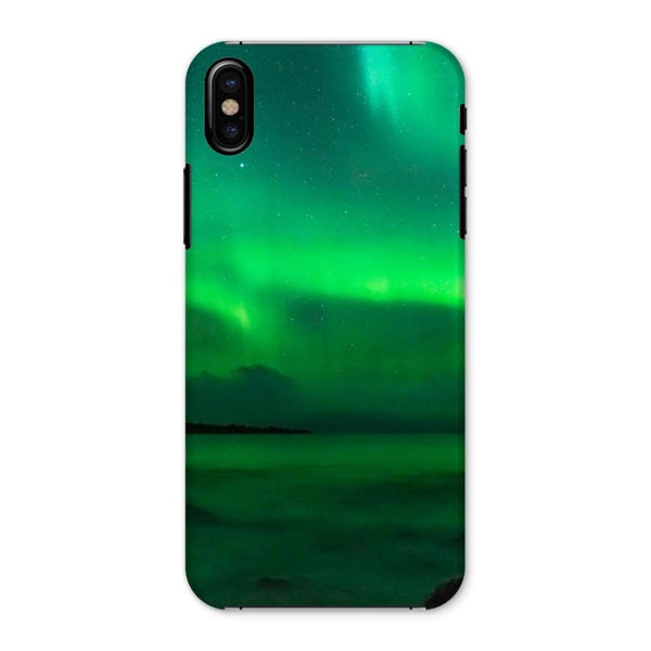 Northern Lights In Iceland Phone Case Iphone X / Snap Gloss & Tablet Cases