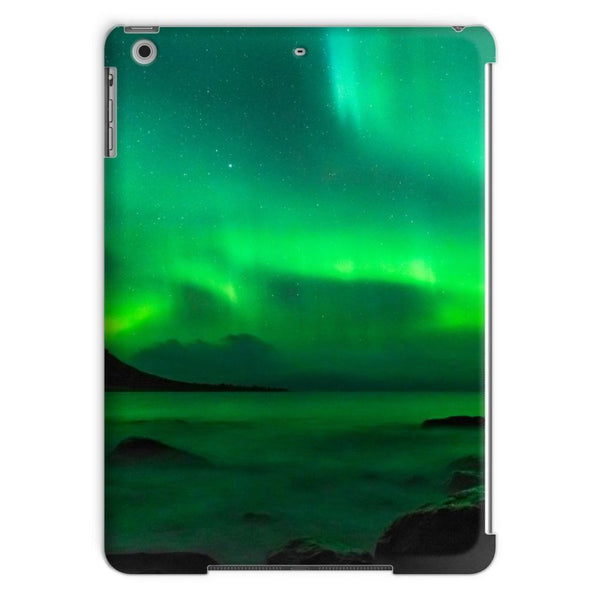 Northern Lights In Iceland Tablet Case Ipad Air Phone & Cases