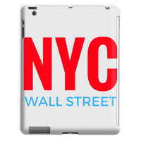 Nyc Wall Street Tablet Case Ipad 2 3 4 Phone & Cases