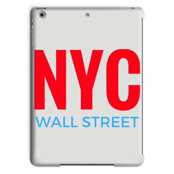 Nyc Wall Street Tablet Case Ipad Air Phone & Cases