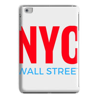 Nyc Wall Street Tablet Case Ipad Mini 4 Phone & Cases