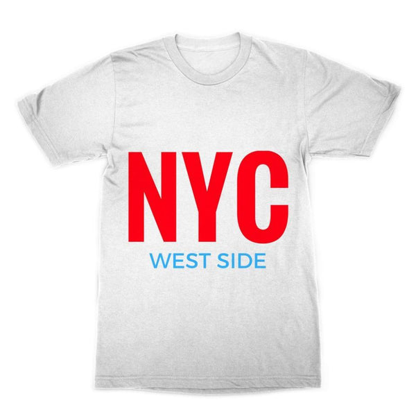 Nyc West Side Sublimation T-Shirt Xs Apparel