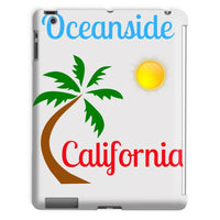 Oceanside California Tablet Case Ipad 2 3 4 Phone & Cases