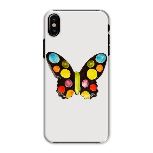 Painted Butterfly Phone Case Iphone X / Snap Gloss & Tablet Cases