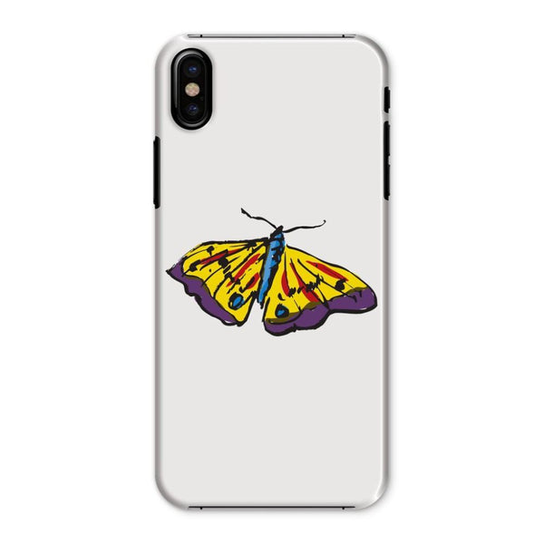 Passarella Butterfly Phone Case Iphone X / Snap Gloss & Tablet Cases
