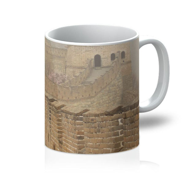 Pathway Of The Wall China Mug 11Oz Homeware