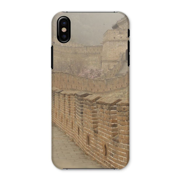 Pathway Of The Wall China Phone Case Iphone X / Snap Gloss & Tablet Cases