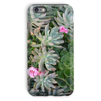 Plant With Pink Flowers Phone Case Iphone 6 Plus / Tough Gloss & Tablet Cases