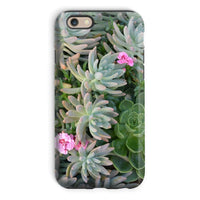Plant With Pink Flowers Phone Case Iphone 6 / Tough Gloss & Tablet Cases