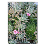 Plant With Pink Flowers Tablet Case Ipad Air Phone & Cases