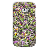 Portulaca Grandiflora Phone Case Galaxy S6 Edge / Snap Gloss & Tablet Cases