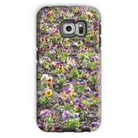 Portulaca Grandiflora Phone Case Galaxy S6 Edge / Tough Gloss & Tablet Cases
