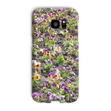 Portulaca Grandiflora Phone Case Galaxy S7 Edge / Snap Gloss & Tablet Cases