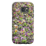 Portulaca Grandiflora Phone Case Galaxy S7 / Tough Gloss & Tablet Cases