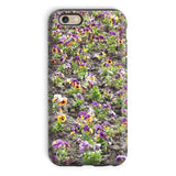 Portulaca Grandiflora Phone Case Iphone 6 / Tough Gloss & Tablet Cases