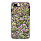 Portulaca Grandiflora Phone Case Iphone 7 Plus / Tough Gloss & Tablet Cases