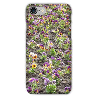 Portulaca Grandiflora Phone Case Iphone 7 / Snap Gloss & Tablet Cases