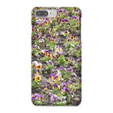 Portulaca Grandiflora Phone Case Iphone 8 Plus / Snap Gloss & Tablet Cases