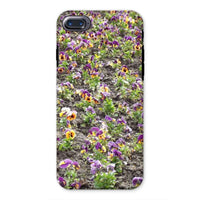 Portulaca Grandiflora Phone Case Iphone 8 / Tough Gloss & Tablet Cases