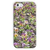 Portulaca Grandiflora Phone Case Iphone Se / Snap Gloss & Tablet Cases
