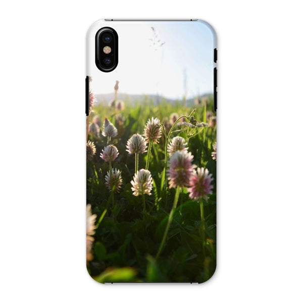 Portulaca Grandiflora Phone Case Iphone X / Snap Gloss & Tablet Cases