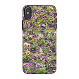 Portulaca Grandiflora Phone Case Iphone X / Tough Gloss & Tablet Cases