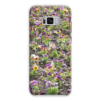 Portulaca Grandiflora Phone Case Samsung S8 Plus / Snap Gloss & Tablet Cases