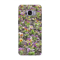 Portulaca Grandiflora Phone Case Samsung S8 Plus / Tough Gloss & Tablet Cases